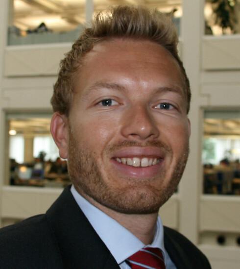 Thomas Sevang, Nordea