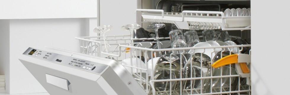 Mieles oppvaskmaskin gikk kontinuerlig i 19 måneder. Foto: Produsenten