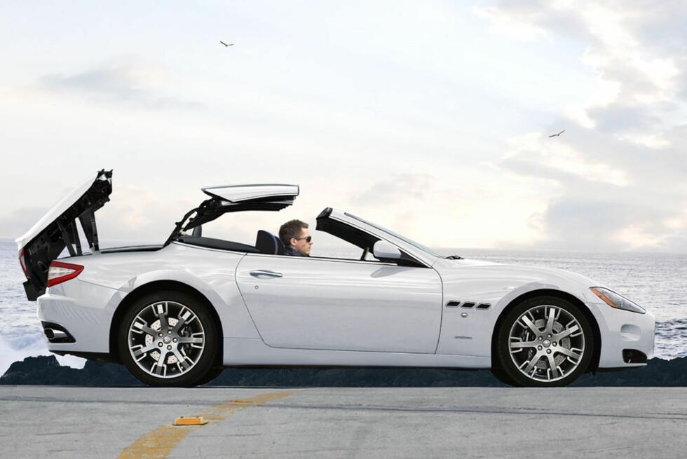 Maserati GTC er ventet i 2009. Foto: Automedia