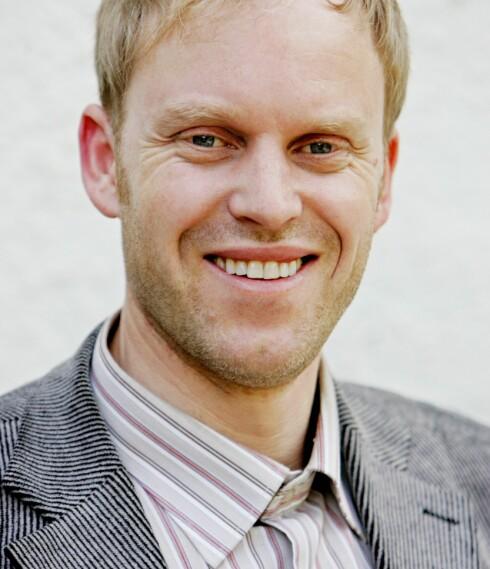 Roger Helde er underdirektør i Forbrukerrådet.  Foto: Forbrukerrådet