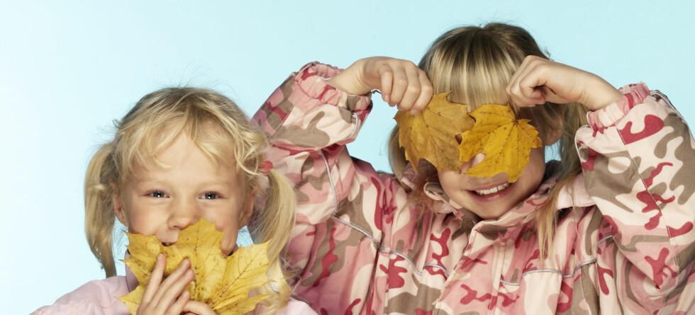 Bruk tid med barna, og finn på noe morsomt hver dag, råder ekspert.  Foto: colourbox.com