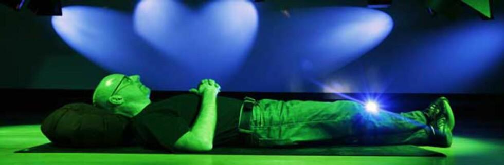 Ville du klart å slappe av her? Foto: Alpha Galileo.org