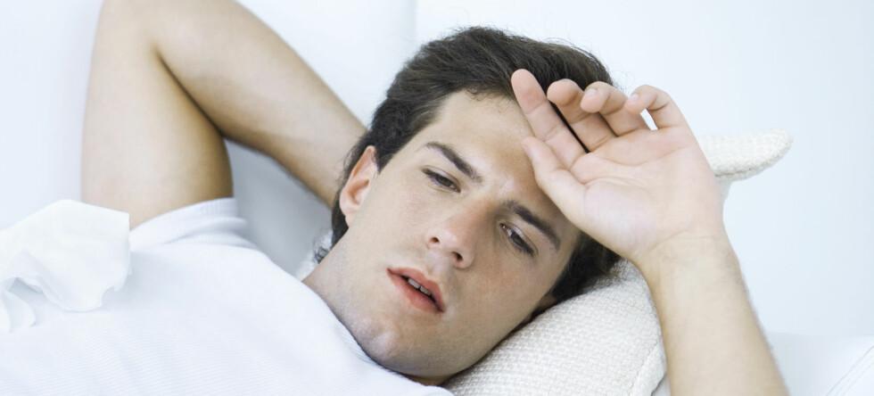 Det er kroppen din som skaper forkjølelsessymptomene, ikke viruset. Foto: Colourbox