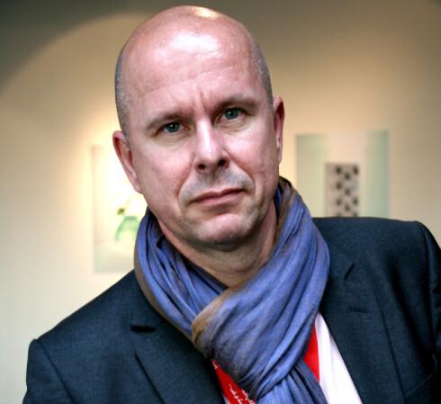 Henrik Otto etterlyser praktiske løsninger for morgendagens hjem. Foto: Kim Jansson