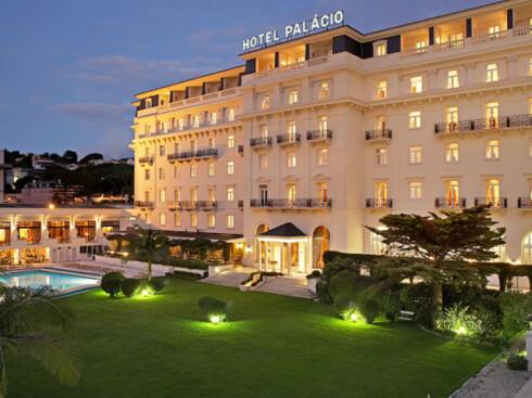 Foto: Hotel Palacio Estoril