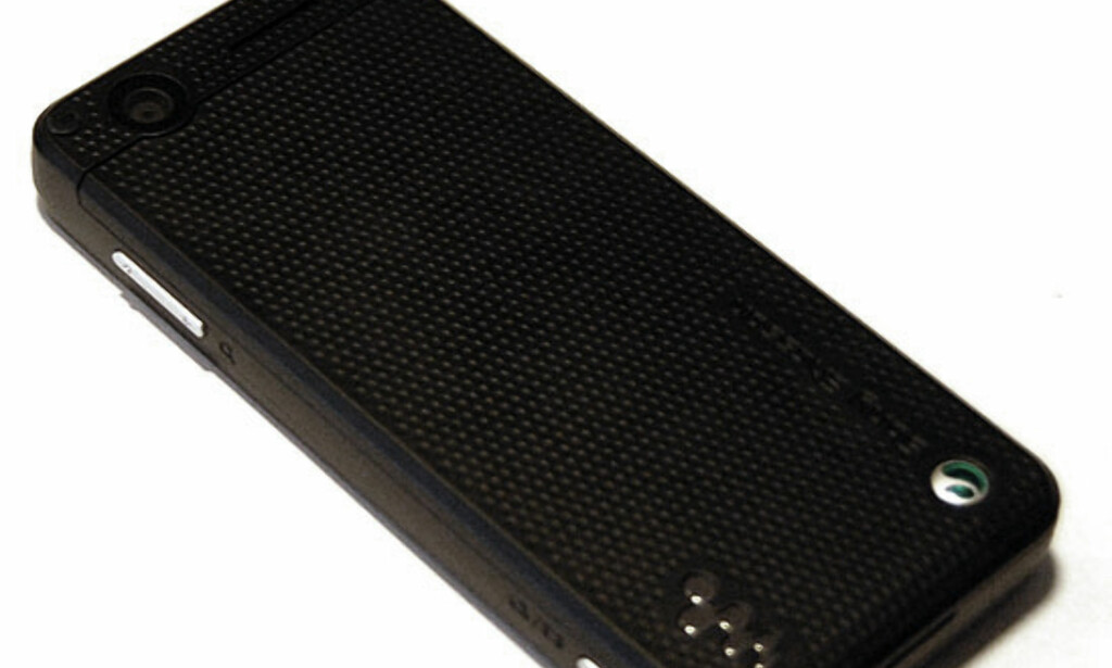 image: Sony Ericsson W302