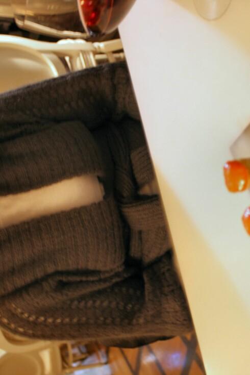 Geysir-dessert på restauranten Silfur. Islands mat er i topp klasse. Foto: Stine Okkelmo
