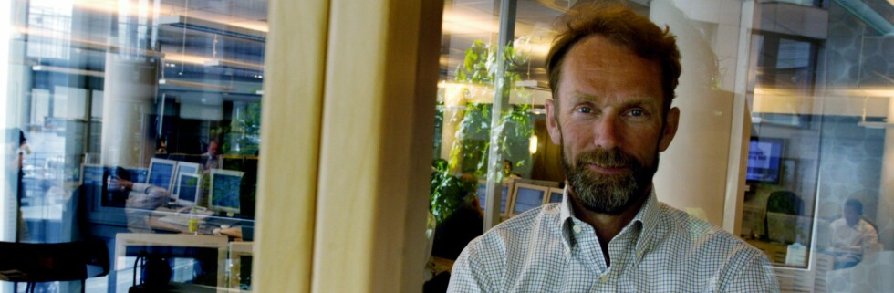 Harald Magnus Andreassen, sjeføkonom i First Securities.  Foto: First Securities