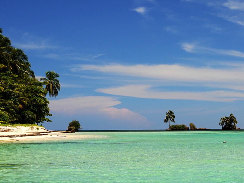 Det skal mye til å slå strendene og fargene i Bocas del Toro. Foto: Hans Kristian Krogh-Hanssen