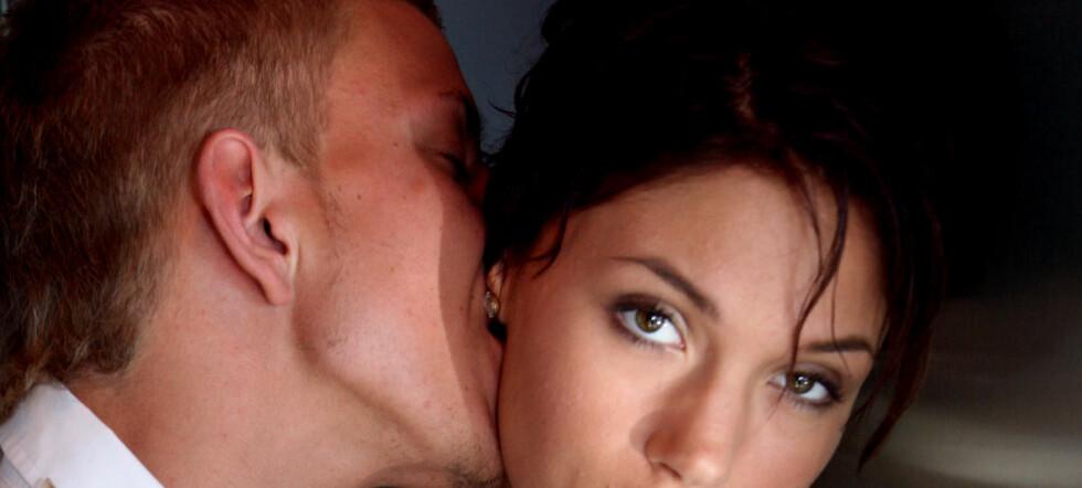Han overtaler, manipulerer, lyver, presser og insisterer på sex - selv om hun ikke vil. Menn som selv er misbrukt fysisk og seksuelt som barn, har 4,5 ganger større sannsynlighet for å bruke tvang for å oppnå sex enn andre, viser studie. Foto: Colourbox
