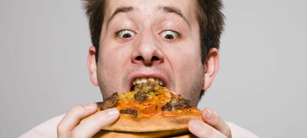 Ta deg god tid med maten, råder ernæringseksperter.  Foto: colourbox.com