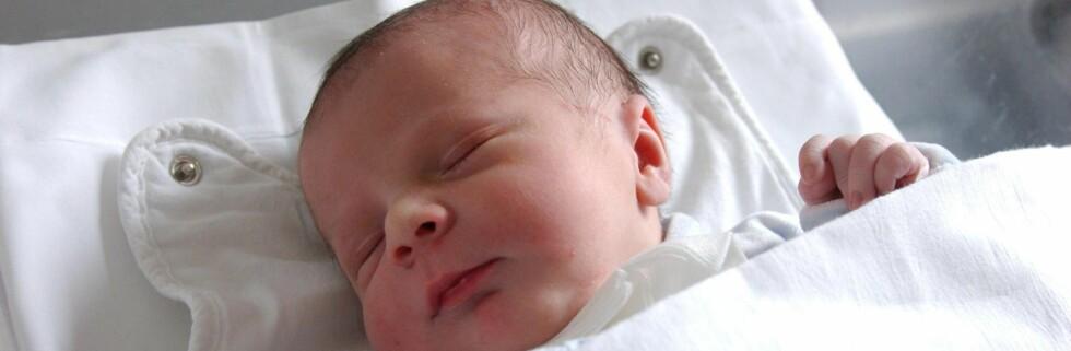Leger advarer foreldre mot å ty til allergimedisiner for å få barn til å sove Foto: Colourbox.com