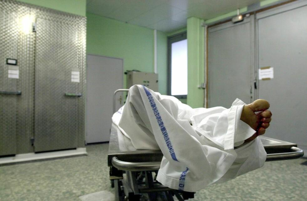 En vietnamesisk mann lå sju timer på likhuset før det ble oppdaget at han var i live.  Foto: Colourbox