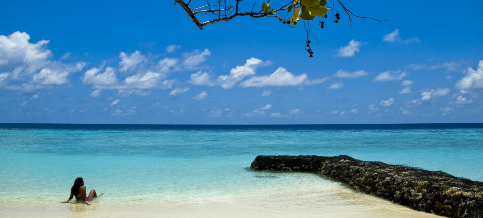 På grunn av finanskrisen kan du nå fly til Maldivene for 2.595 kroner. Foto: Vivek Chugh/Stock.xcng