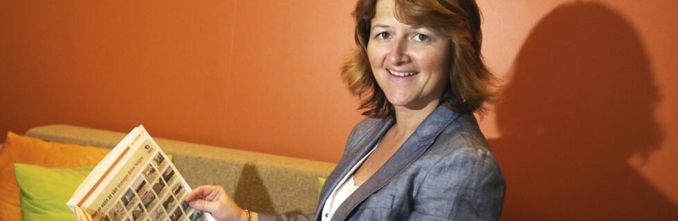 Når renteutgiftene øker, får man naturlig nok låne mindre, sier forbrukerøkonom Ellen Dokk Holm.  Foto: Postbanken