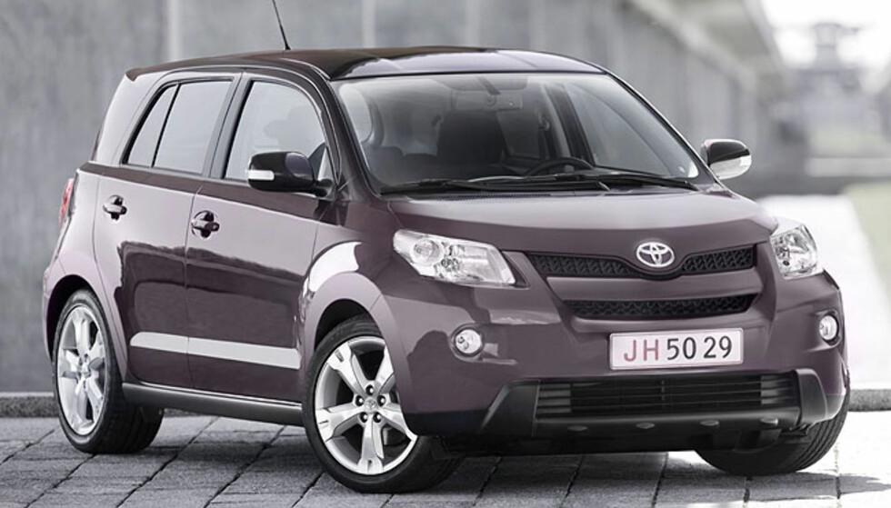 Store bilder: Toyota Urban Cruiser