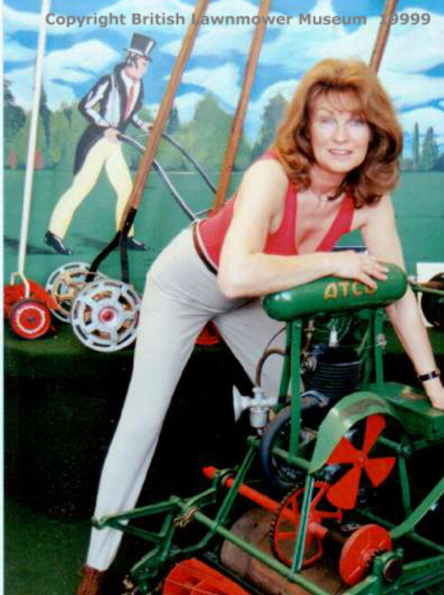 Foto: British Lawnmower Museum