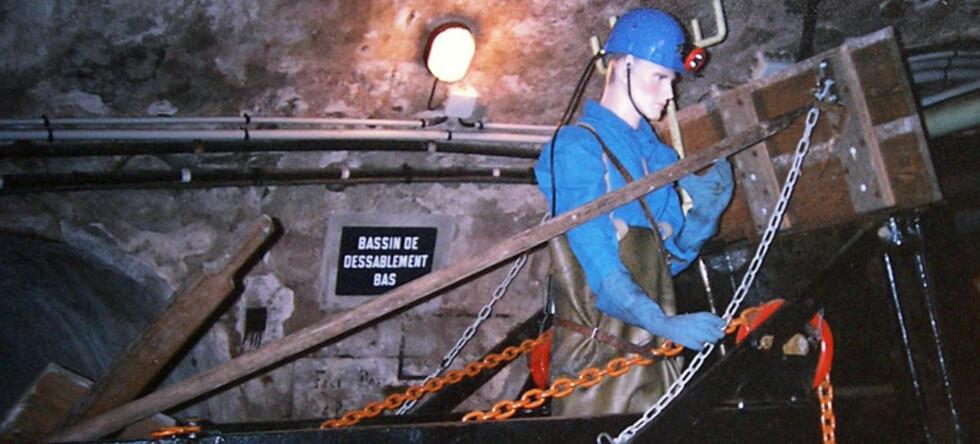 Le Musée des Égouts de Paris - Kloakkmuseet i Paris. Her får du vite alt du trenger om Paris' kloakksystem. Foto: Wikipedia.