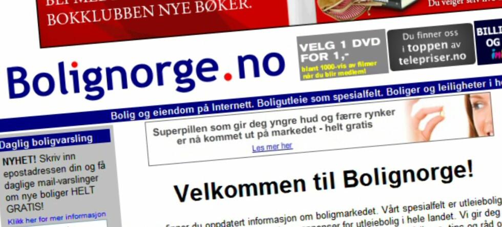 Foto: Bolignorge.no