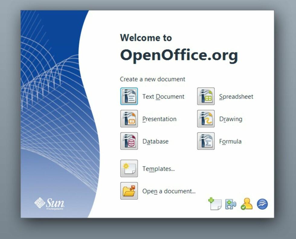OpenOffice.org 3.0 klar på norsk