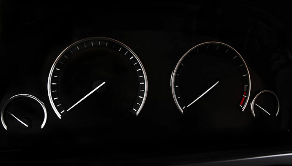 BMW 7-serie: Store interiørbilder