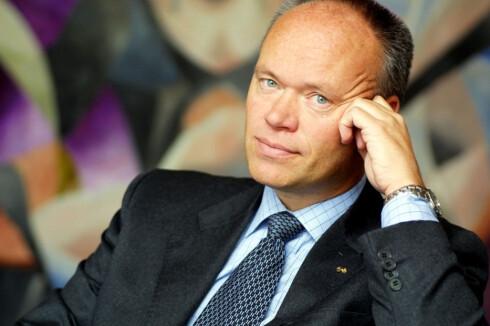 Erik Råd Herlofsen sier at mange arbeidsgivere kvier seg for å snakke om problemer med arbeidstaker.  Foto: Senter for seniorpolitikk