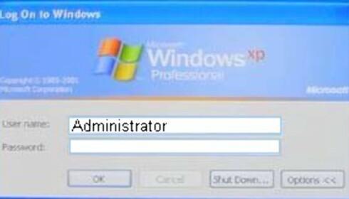 Gjør Windows sikrere