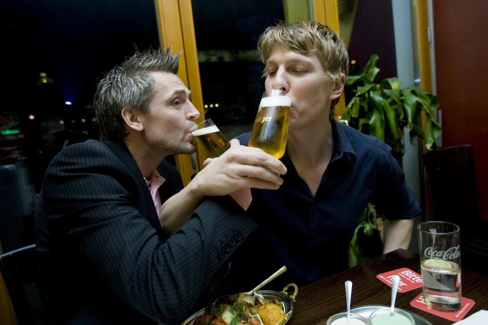 Spesielt tørst på alkohol? Du kan skylde på genene, viser ny undersøkelse. Foto: Colourbox