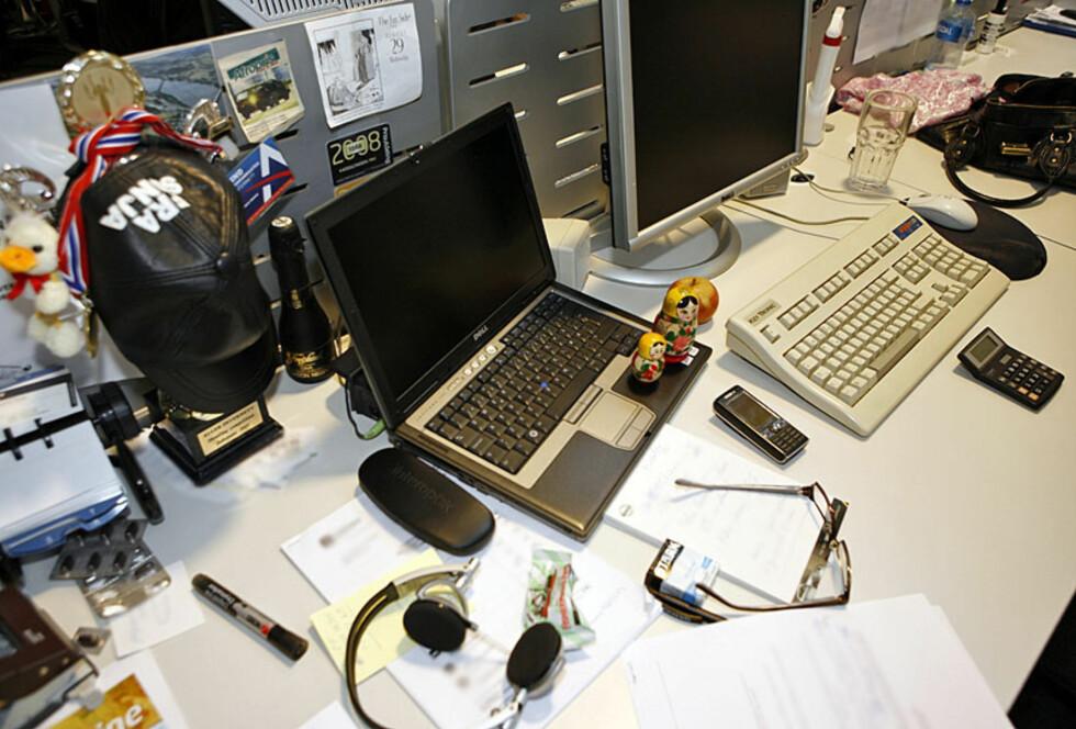 Fjorårets bedriftskampvinner?  Foto: Per Ervland