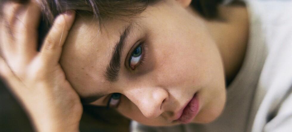 Inaktive tenåringer er mer utsatt for angst og depresjoner, antyder ny studie. Foto: Colourbox
