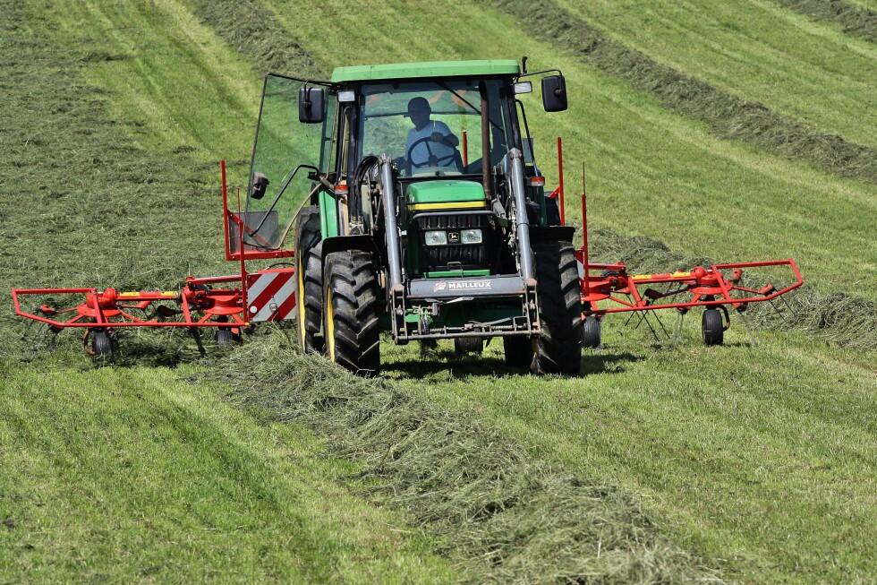 Mange bønder står oppført med for høy formue i årets skattelister. Foto: Colourbox.com