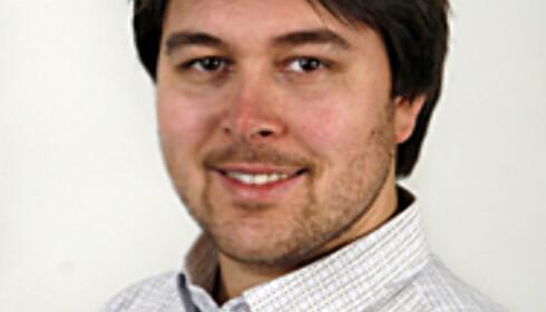 Bjørn Eirik Loftås er dataredaktør i DinSide.no