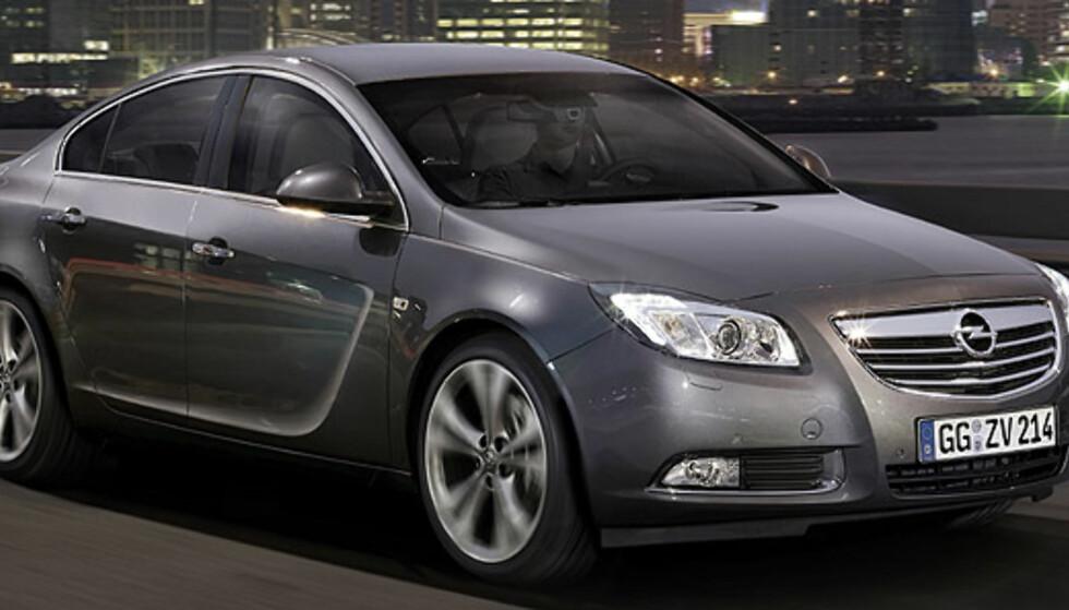 Opel AFL Plus: Store illustrasjonsbilder