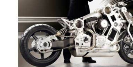 Verdens tøffeste motorsykkel