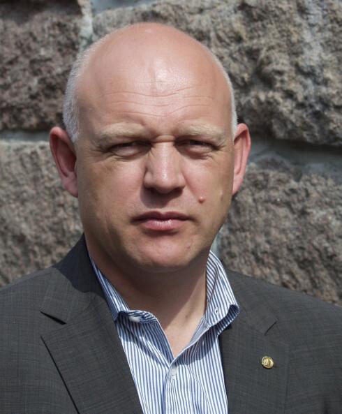 Thoralf Granerød, informasjonsdirektør i SpareBank 1 Gruppen