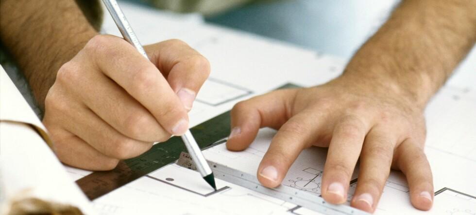 Nå kan du få gratis arkitektveiledning. Foto: Colourbox.com
