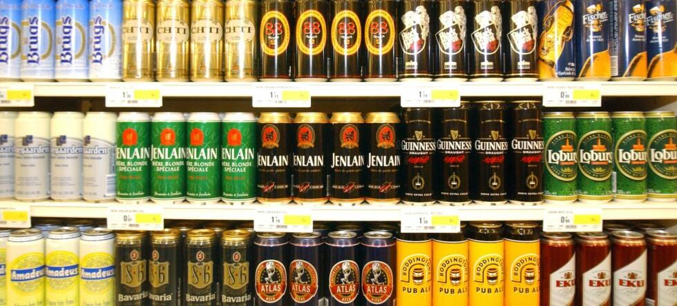 Er du en ølelsker som tror du kan alt om øl? Ta DinSides øltest nå! Illustrasjonsfoto: Colourbox