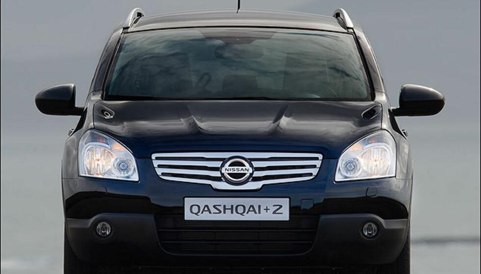 Qashqai +2: Store bilder