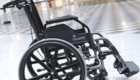 Hvordan kan du glemme denne på flyplassen? Foto: colourbox.com