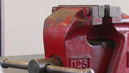 Har du for vane å reise med en slik - da er det kanskje du som har glemt den på Gardermoen? Foto: colourbox.com
