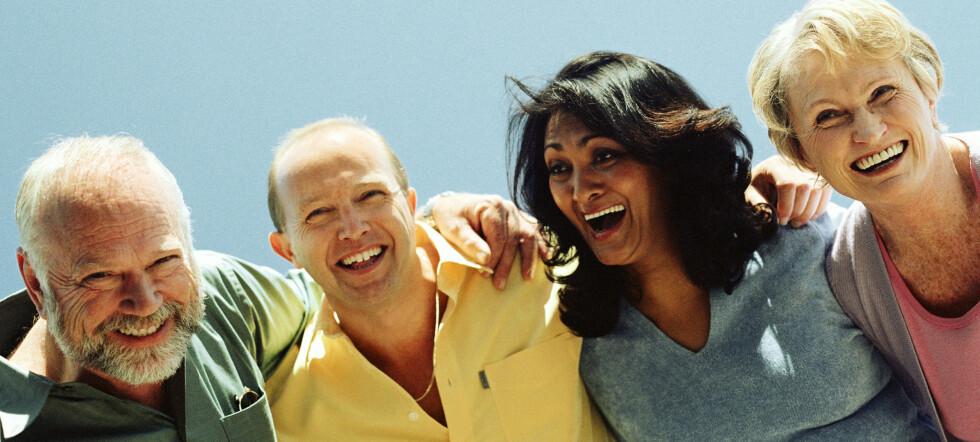 Det finnes slankekurs for de fleste; endre, unge, menn, kvinner, trim-deg-slank og tenk-deg-slank. Du sparer 550 kroner på å velge det billigste. Foto: Colourbox