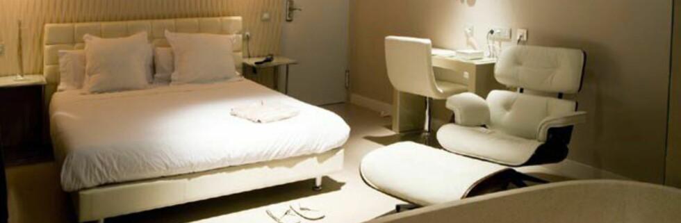 Du kan få mye stil for pengene i Madrid. Foto: Hotel Abalu