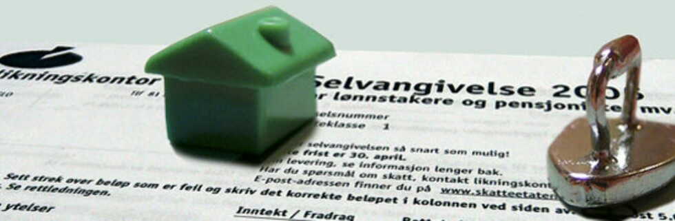Boliger og fritidsboligers ligningsverdi kan øke med 10 prosent. Foto: Colourbox.com