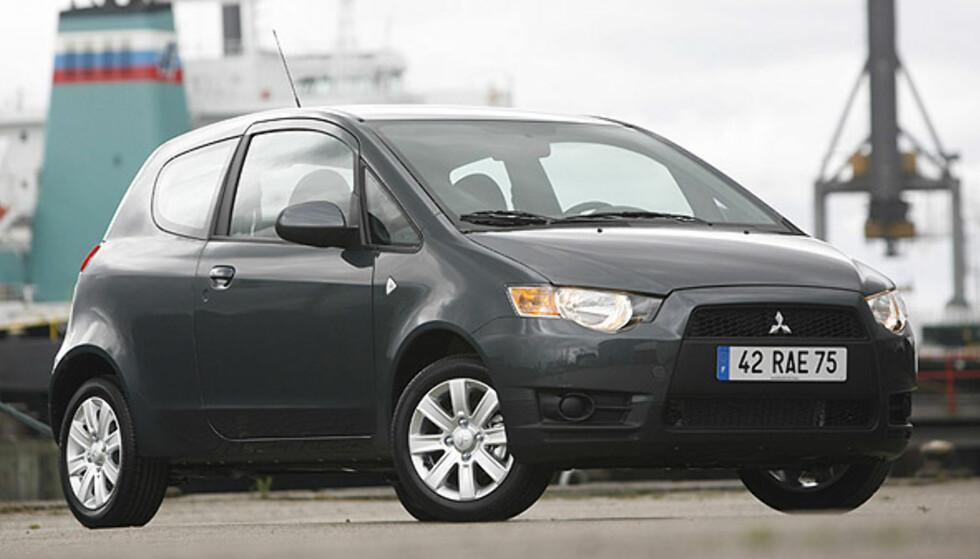 Store bilder: Praktisk småbil fornyet