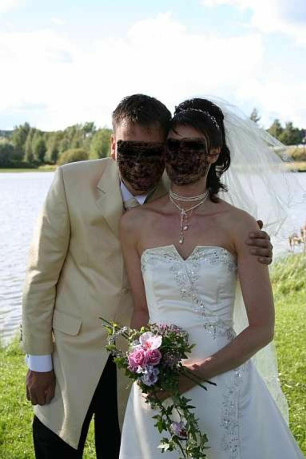 Typisk nok var de utsolgt for hårfjerningskrem akkurat den uka Stig og Tone skulle gifte seg. Foto: Faksimile: Finn.no