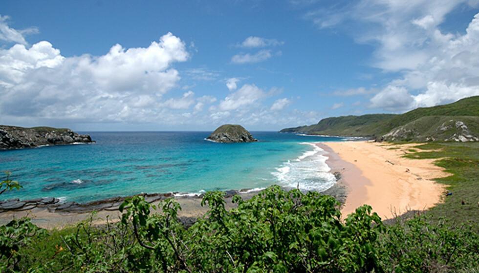 Fernando de Noronha er et av verdens vakreste øyparadiser.  Foto: Hans Kristian Krogh-Hanssen