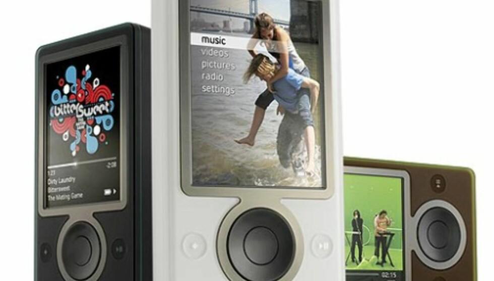 Microsoft Zune har ikke blitt den samme kommersielle suksessen som Apples iPod, for å si det mildt.