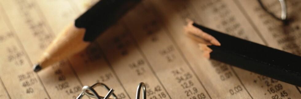 Dette er neppe tiden for å selge deg ut av aksjefond.  Foto: Colourbox.com