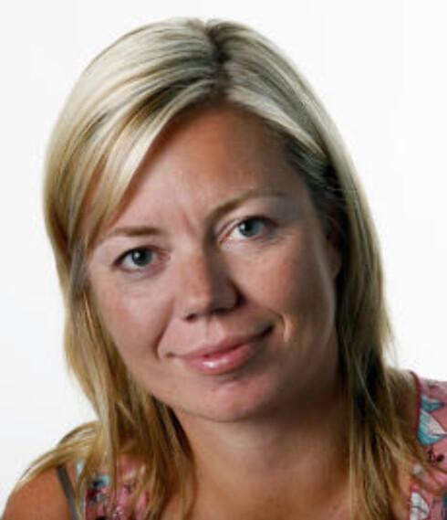 Trine Eilertsen, fungerende redaktør i BT Foto: Jan M. Lillebø