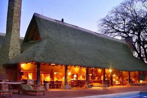 Mfuwe Lodge ligger i South Luangwa National Park, som er et populært område for gåsafarier. Foto: Mfuwe Lodge